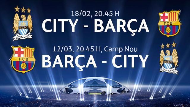 Barça - city