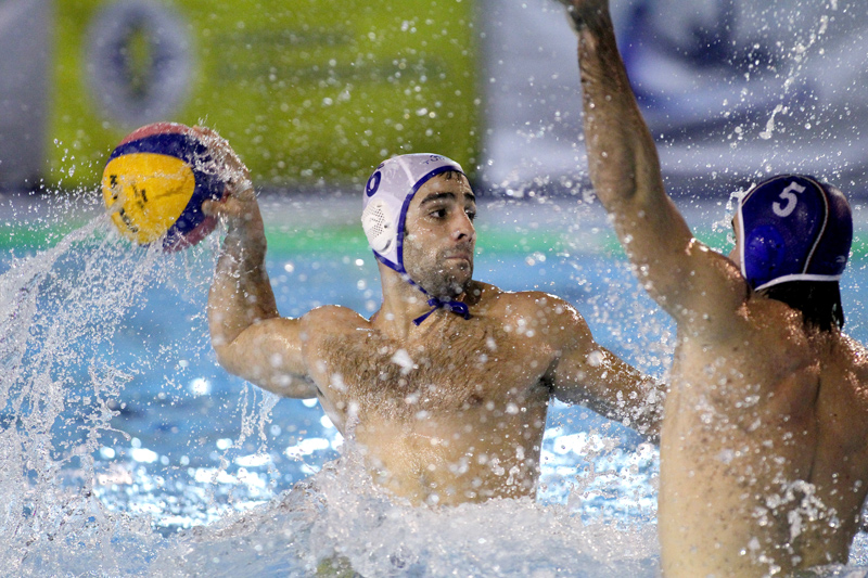 Final Six Waterpolo Barcelona 2014