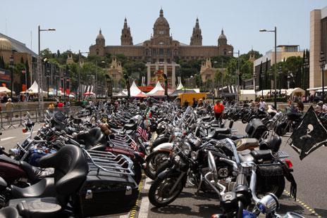 Harley Days Barcelona
