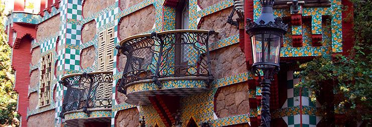 Casa-Vicens.Barcelona