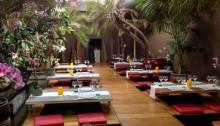 Indochine restaurant barcelona