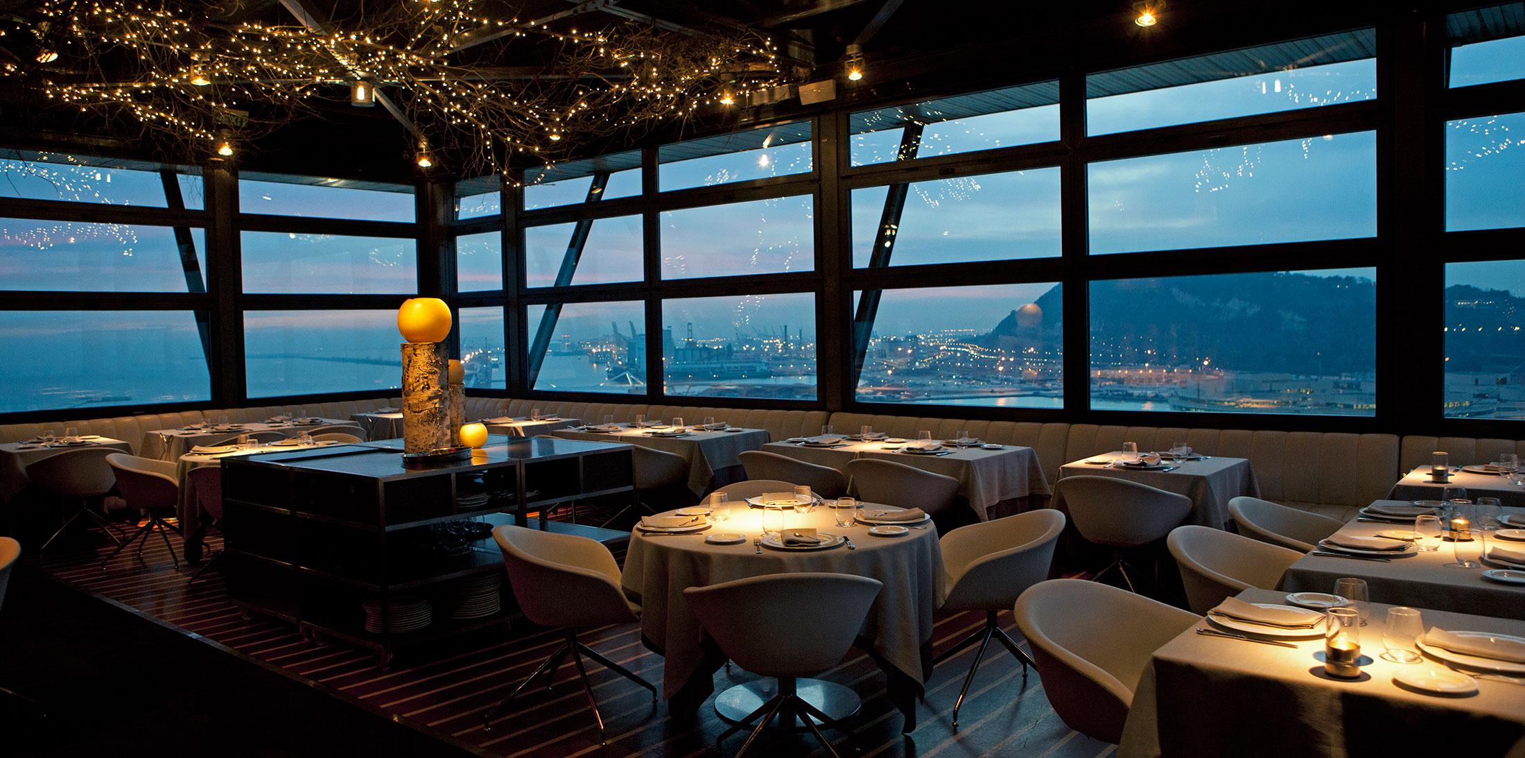 Torre d'Alta Mar restaurant