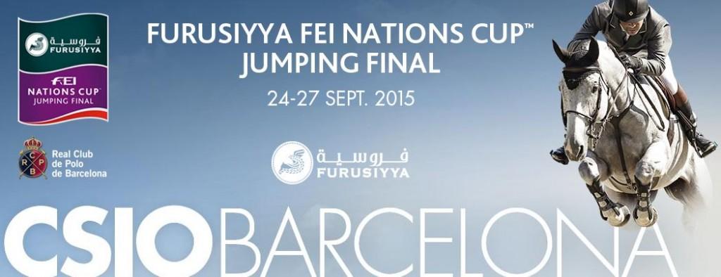 CSIO Barcelona 2015