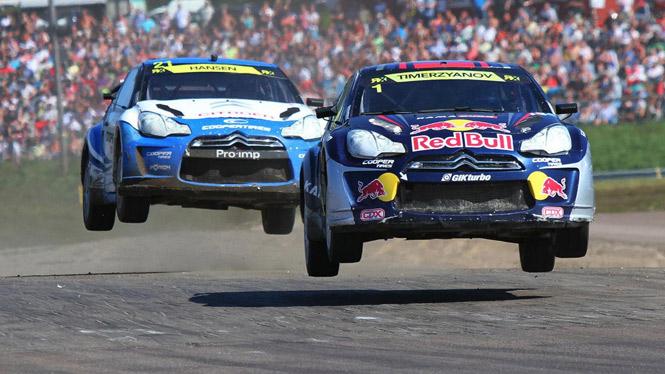 FIA World Rallycross en Barcelona