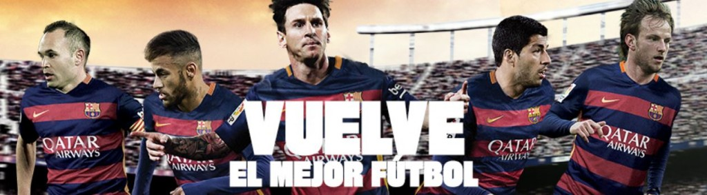 Tickets Barça 2015-2016