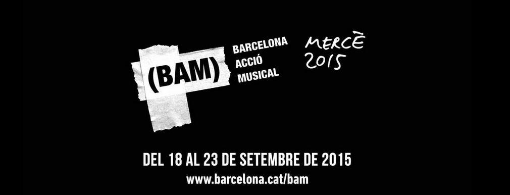 BAM concerts Barcelona