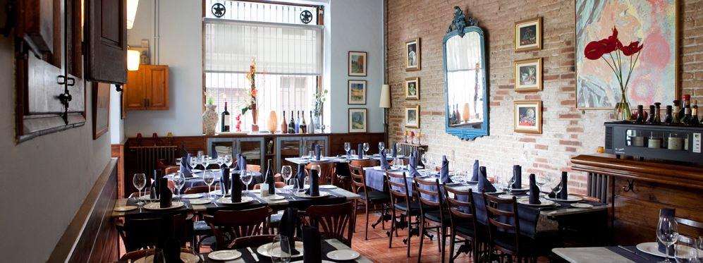 La Tertulia restaurant