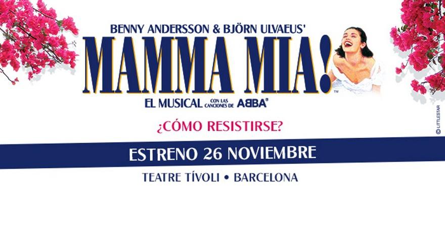Mamma Mia Barcelona