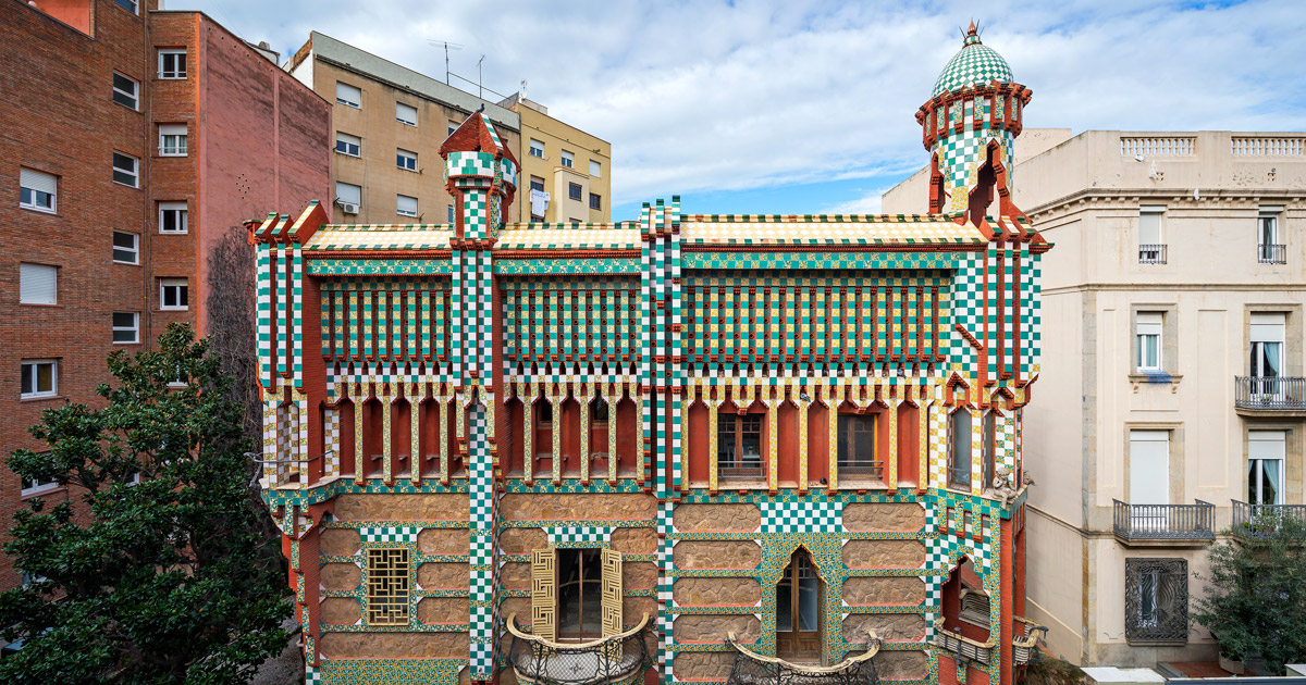 casa vicens hotel continental barcelona