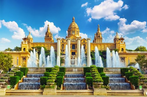 montjuic hotel continental barcelona
