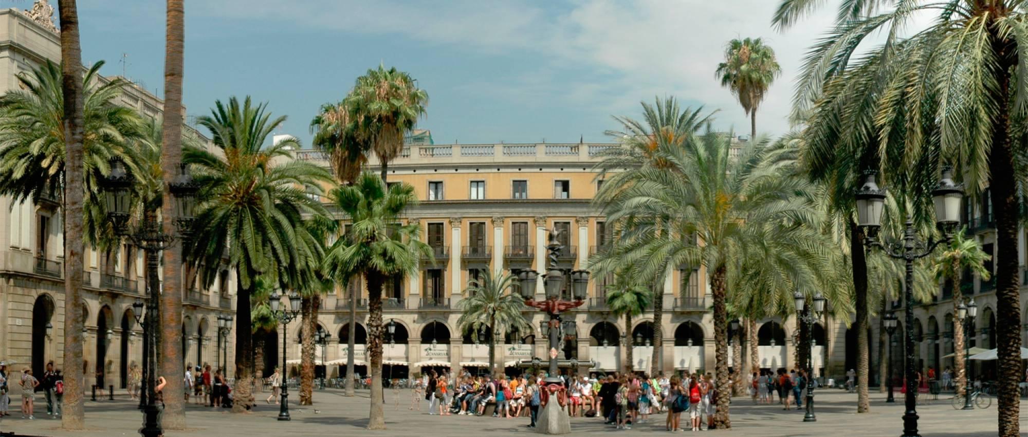 placa_reial hotel continental barcelona