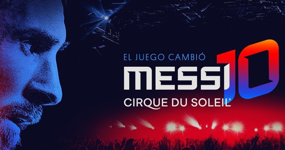 messi-10-cirque-du-soleil barcelona hotel continental barcelona