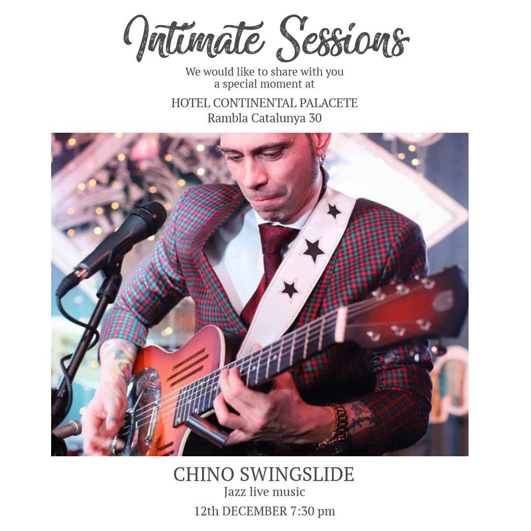 Intimate session Continental Palacete Hotel Barcelona