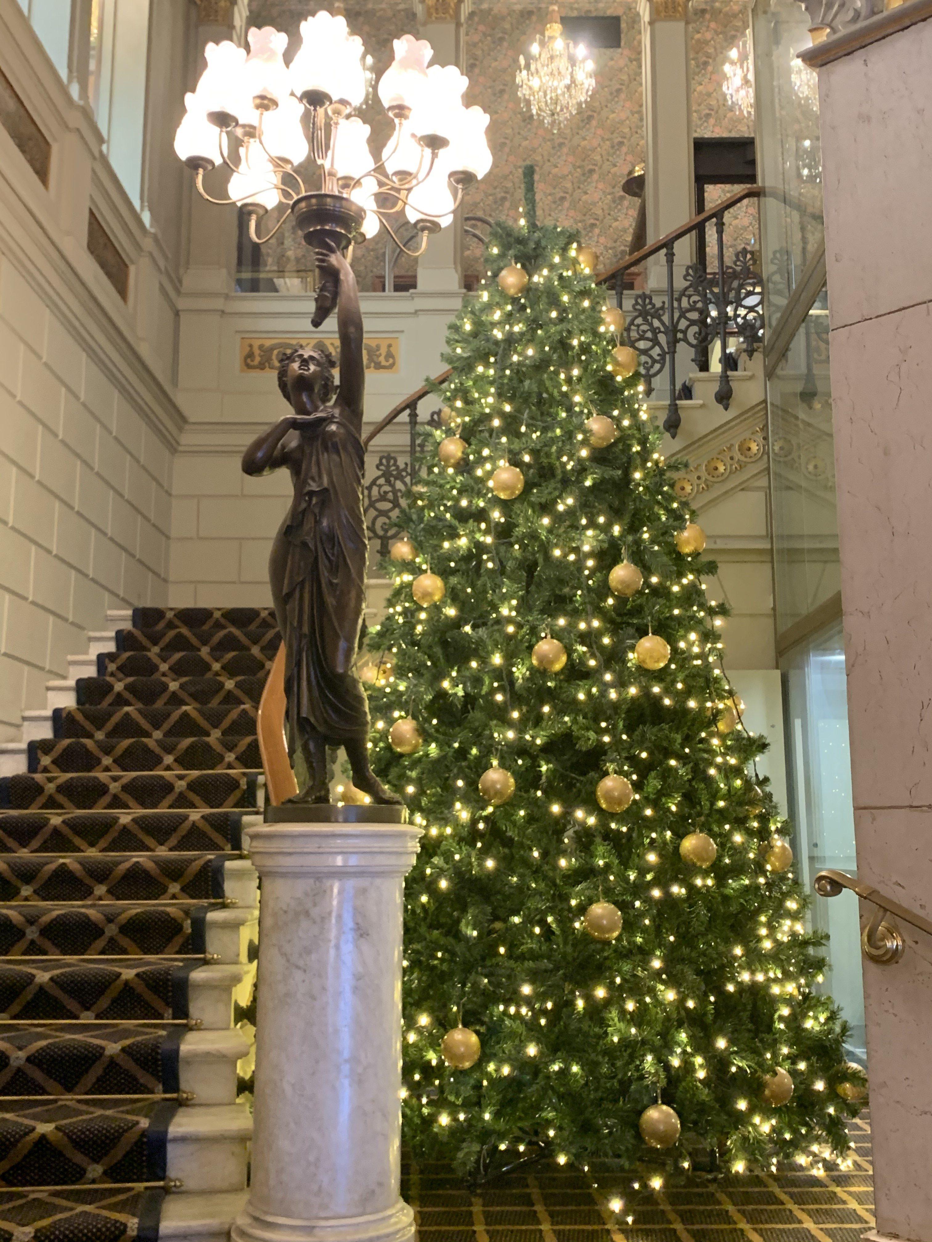 Christmas Hotel Continental Barcelona